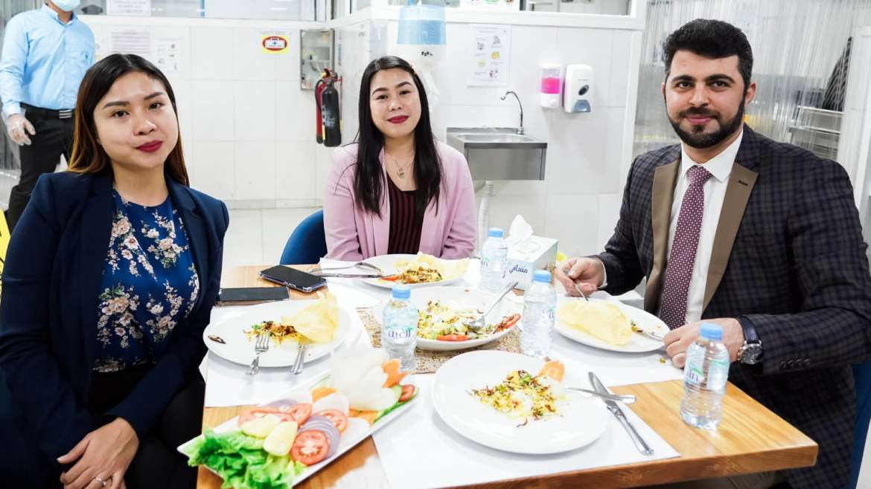 Staff Cafeteria Management