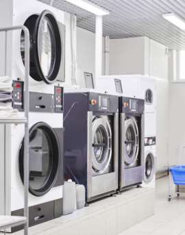 MGIC Laundry Services